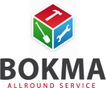 Bokma Allround Service logo